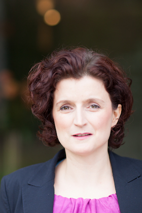 Projektleiterin des mbt meetingplace Sandra Helmstädter
