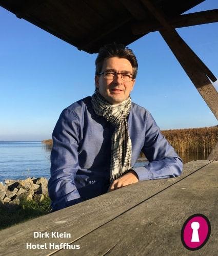 Stimmen für die Hotellerie: Im Interview mit Dirk Klein vom Hotel Haffhus
